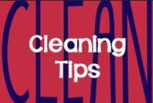 Clean // Cleaning Tips / by AmeriClean