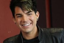 Artist - Adam Lambert / I Am Who I Am I Have Nothing To Hide.   Adam Lambert Quote / by Donna Artioli