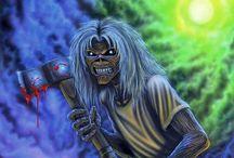 Iron MaidenEddie