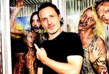 Rick Grimes✨Andrew Lincoln