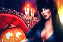 Elvira Creepy Ladies