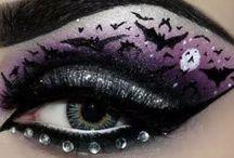 Lips Eyes Nails✨Horror Scary