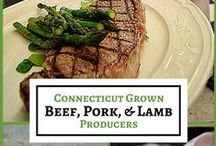 CT Grown Meat Recipes / Connecticut grown meat products are perfect for creating hearty soups, stews and casseroles.
