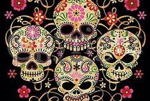 Day of the Dead✨Sugar Skull