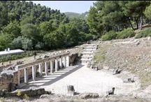 Αμφιάρειο Ωρωπού - Amphiareio, Oropos / http://www.nikost.gr/page-86.html