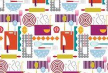 patterns- kitchen