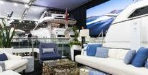 SUNSEEKER 2017 / Sunset VIP at The London Boat Show 2017