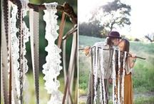 * Wedding country shabby  * / Wedding styling thema, samengesteld door Oh Happy Day. www.ohhappyday.nl