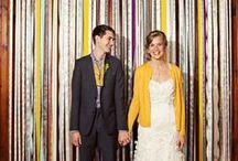 * Wedding yellow & blue * / by Oh Happy Day Styling