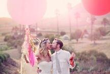 * Wedding neon pastel * / Wedding styling thema, samengesteld door Oh Happy Day. www.ohhappyday.nl