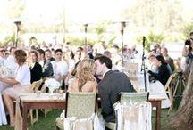 * Wedding backyard soft * / Wedding styling thema, samengesteld door Oh Happy Day. www.ohhappyday.nl