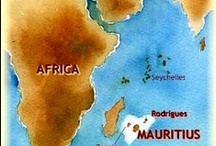 """Mauritius - what to see and do / Where to go and what to visit on the island - when and if you can tear yourself off the beach....  """"To travel is to discover that everyone is wrong about other countries."""" Aldous Huxley   / by Sophie Cayeux writes"""