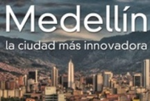 Medellin - la ciudad más innovadora del mundo! / After Travelling a lot, I found the most beautiful city in the world - Medellin! What's your favorite place there? / by Marcel Camero Diaz