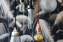 Home, interior and decor / Inspiration