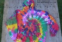 One Of A Kind Tie Dyes / All of our One Of A Kind Tie Dyes that we have in our Etsy shop.