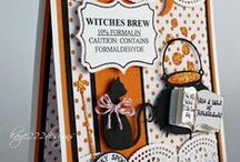 Halloween / Celebrating all things Halloween, with creative ideas from Cheery Lynn Designs.