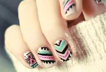 nails / Nice & Imaginative Nails :$♥