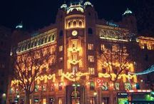Christmas in Barcelona / It´s the most wonderful time of the year.. Come to Hotel Denit and celebrate Christmas with us!