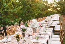 * Wedding tablescapes * / Wedding styling thema, samengesteld door Oh Happy Day. www.ohhappyday.nl
