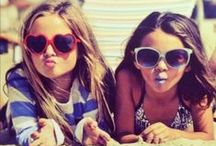We ♥ Summer!  / Summer in the city, we love it!