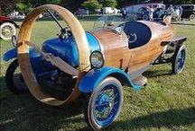 Cool cars / by Bill Hursh