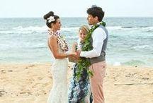 * Wedding tropical * / Wedding styling thema, samengesteld door Oh Happy Day. www.ohhappyday.nl