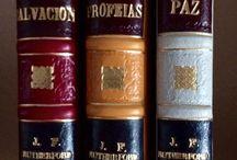 Bookbinding basico / Los principios / by Pedro Garrido