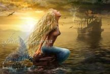 All things mermaid/merman
