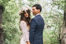 * Wedding woodland * / Wedding styling thema, samengesteld door Oh Happy Day. www.ohhappyday.nl