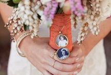 * Flower Brooch * / Wedding styling thema, samengesteld door Oh Happy Day. www.ohhappyday.nl