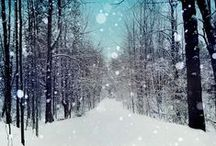 ☮ Snow