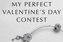 My Perfect Valentine's Day / #PANDORAvalentinescontest