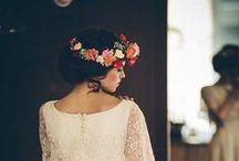 * Wedding bohemian botanicals * / Wedding styling thema, samengesteld door Oh Happy Day. www.ohhappyday.nl