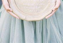 * Wedding fairytale * / Wedding styling thema, samengesteld door Oh Happy Day. www.ohhappyday.nl