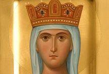 Orthodox Women Saints