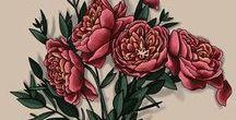 my tattoo designs / Projekty tatuaży.