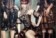 Steampunk Babe Fashion