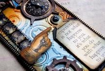 Steampunk Card&Tag