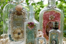 Decorate: Bottles,Jars&Lids