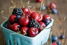 Favourite fruit and veg