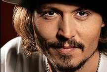 Johnny Depp  / My favorite actor & celebrity person
