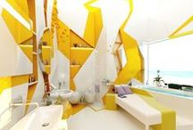 Interier architecture - modern, special