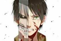 Sadly Beautiful -Attack on Titan / One of my favorite Anime!