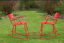 rocking chairs / by Sarah Marie