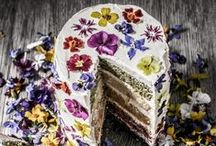 Nourish | Cakes / I love to bake!  #Creativity #PartyCakes #KidsCakes