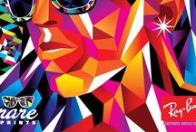 Ray-Ban RARE PRINTS / Art Prints