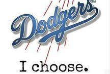 Dodgers / Dodger Win or Lose I Chose / by Maya Ramirez