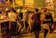 Lisboa em Festa / O mês de Junho é a data de eleição das festas da nossa cidade: Santos Populares, Marchas, Casamentos de Santo António. Não esquecer porém outros  grandes momentos que se vivem em  festejos  como os do fim do ano.