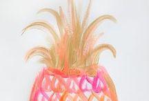 A pineapple affer