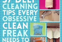 Creative Cleaning Tips / by Millennial Suite Turn